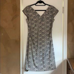 Dresses & Skirts - Vintage printed cocktail dress